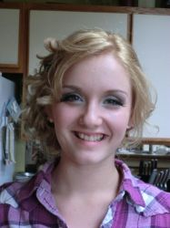 Glamours Prom Makeup by Cyneprin