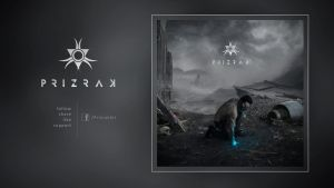 CD COVER and LOGO - Prizrak by Iskander1989
