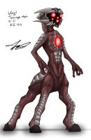 KWR: The people of Tel-Aora by Blabyloo229