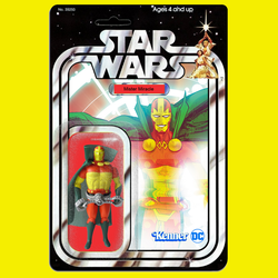 Kenner Star Wars Mister Miracle action figure by MarkG72