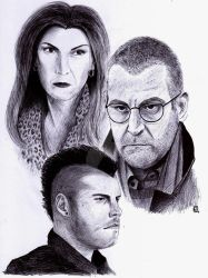 Gomorra - The Savastano's by A-Lack-of-Rainbows