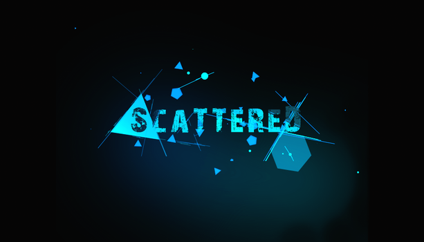 Scattered Logo by BuffetKiller