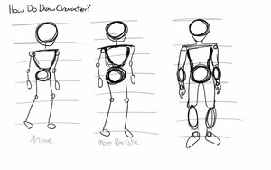 Proportion Styles by bookwormy606