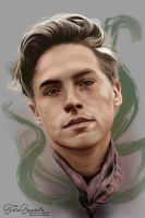 Cole Sprouse by ItsGiuly