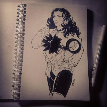 Instaart  - Yennefer (NSFW on Patreon) by Candra