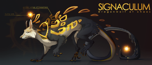 [CLOSED] Adopt auction - SIGNACULUM by quacknear