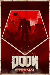 -- Doom Eternal -- by 0l-Fox-l0