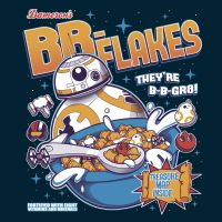 BB-Flakes (Shirt Design) by KindaCreative
