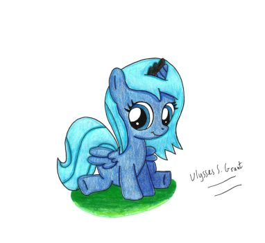 Adorable Woona by UlyssesGrant