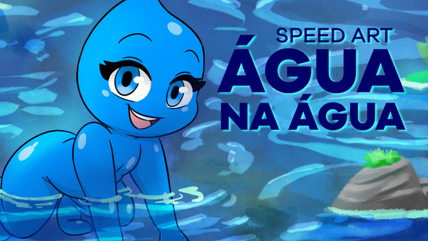 Water in the Water | Speed Art by joaoppereiraus