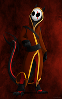 New Character - Blood by Kelskora