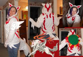 Okami Hoodie by Hop-is-my-Hero