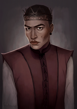 King Oliver by fridouw