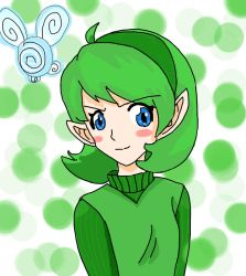 Saria by PeachyEmily