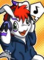 Gomamon Anthro by Coshi-Dragonite