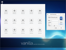 Vanilla Launcher Shortcut Editor by link6155