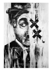 The Great Dictator, Charlie Chaplin by samygpunkt