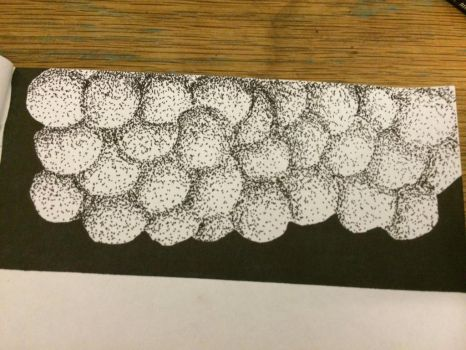 Some stippling by PorterLee
