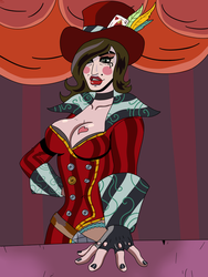 Mad Moxxi by CountBedlam