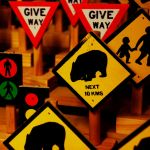 Wombat Crossing by Giggle-Monster