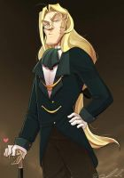 Lucius Malfoy for CDchallenge by gilll
