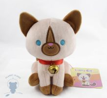 Lucky Cat by PlanetPlush