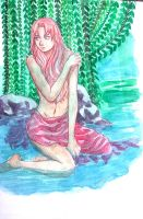 water flower by 1MarZ