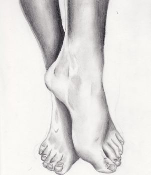Feet by Lukis24