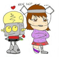 new ship (fanart) by sweetgirl-Liza