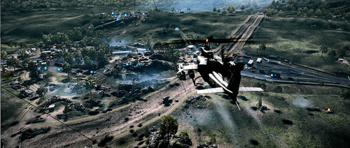 BF3: Enemy Heli Spotted.. by GCambo