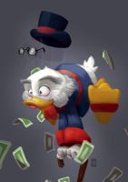 Scrooge by Corey-Smith