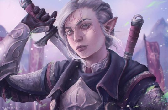 Inquisitor by Astri-Lohne