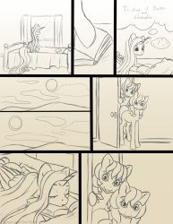 Chapter 12 page 8 sketch by FlyingPony