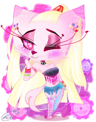 Chibi OC D6 ^^ by Catherin12