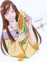 TraditionalART_Shion by Antodonatella