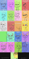 Homestuck Pickup Lines by GRAVEWEAVER