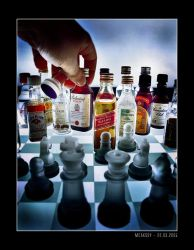 Chessaholic by mcaksoy