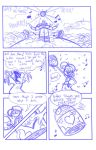 NANCY BOMBS FIRST STORY PAGE NINETEEN by dustindemon