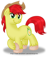 Bright Macintosh by AleximusPrime