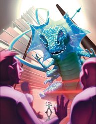Reptile's Cure by JohnRauch