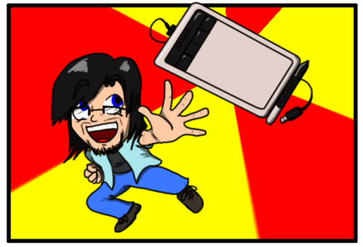 New Tablet!! by Mr-Page