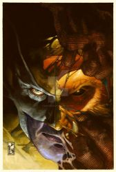 Wolverine: Evolution 2 by simonebianchi
