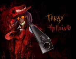 Thrax and Hellsing by Zapka
