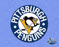 Winter Classic Pittsburgh Logo by Bruins4Life