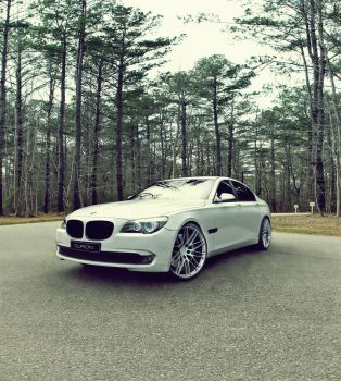 BMW 7Series F01_III by DuronDesign