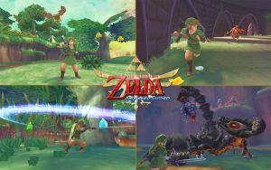 Skyward Sword Wallpaper 3 by Link-LeoB