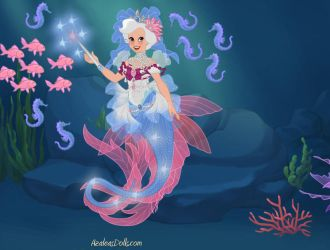 Mermaid Maker Fairygodmother by Taiya001