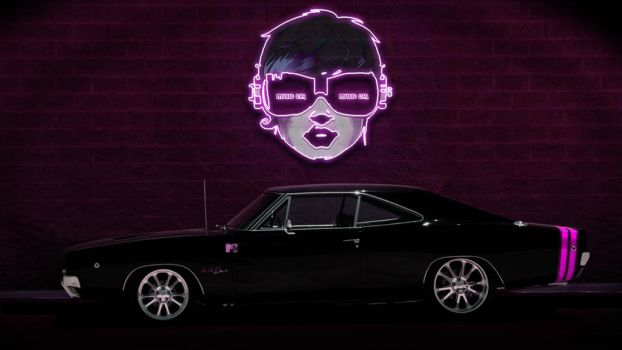 my first wallpaper music car by samstifler