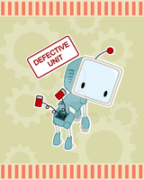 Defective Unit by Nashiil