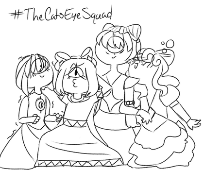 CESquad(draw your squad) by MadKingMarc